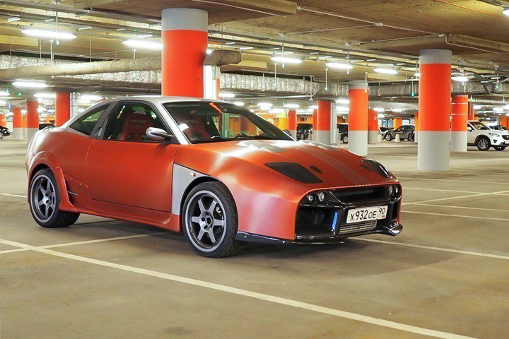 FIAT Coupe 1000AWHP «Charj»